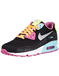 Nike Air Max 90 2007 Black Multi Youths Trainers