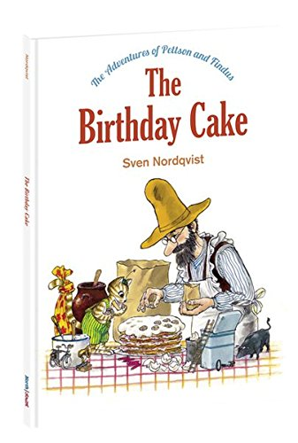 The Birthday Cake (The Adventures of Pettson and Findus) (Cakes To Ship For Birthday)