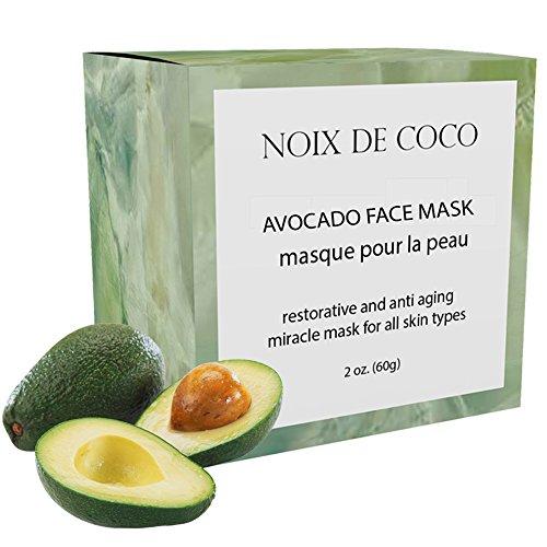 Avocado Face Mask For Wrinkles