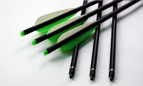 12 PCS Aluminum Crossbow Bolt 17