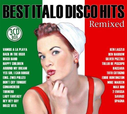 Best Italo Disco Hits Remixed