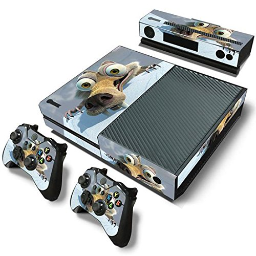 Mod Freakz Console and Controller Vinyl Skin Set - Snow A...