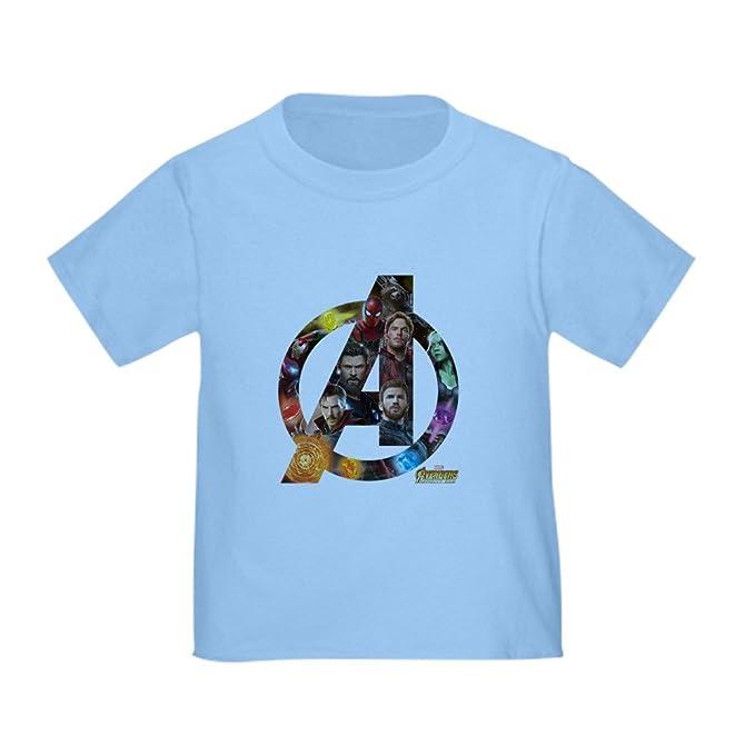 3c2a059f8 CafePress Avengers Infinity War Logo Toddler T Shirt Cute Toddler T-Shirt