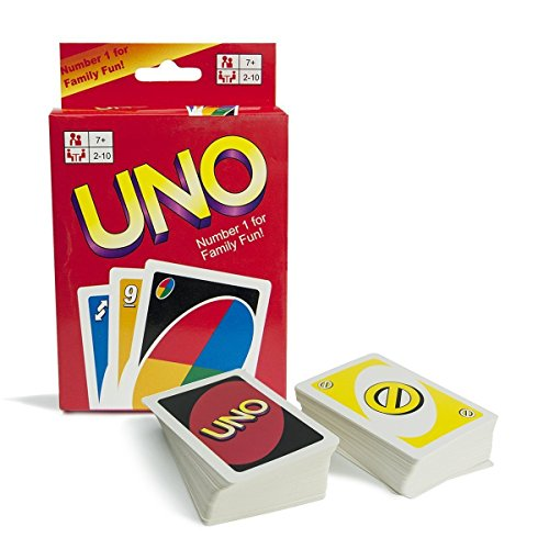 Original UNO Cards Game 108 cards by geekfts