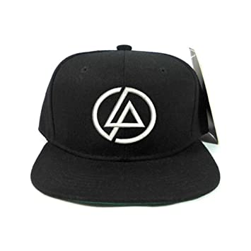 Linkin Park Symbol Black Snapback Hat Amazon Sports Outdoors