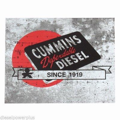 dodge-cummins-dependable-diesel-metal-sign-red-ball-logo-truck-shop-man-cave