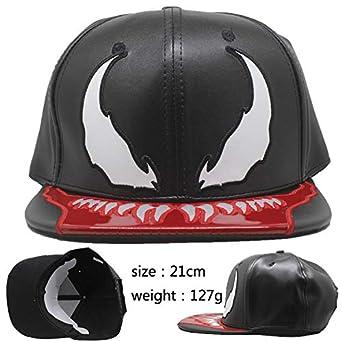 Chico Gorra de béisbol Anime Que rodea Negro Leopardo Sombrero ...