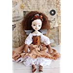 Steampunk fairy, Art clay doll, OOAK Art Doll, clay doll, Polymer clay doll, Handmade doll, Collecting doll, sculpted… 8