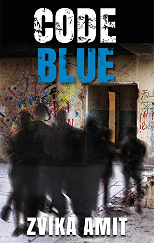 Could Israel become a theocratic military dictatorship? A novel that could be tomorrow's news.Zvika Amit's clever political thriller CODE BLUE
