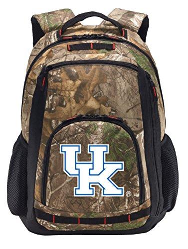 Kentucky Wildcats Laptop Backpack - Broad Bay University of Kentucky Camo Backpack REALTREE Kentucky Wildcats Backpacks - Laptop Section!