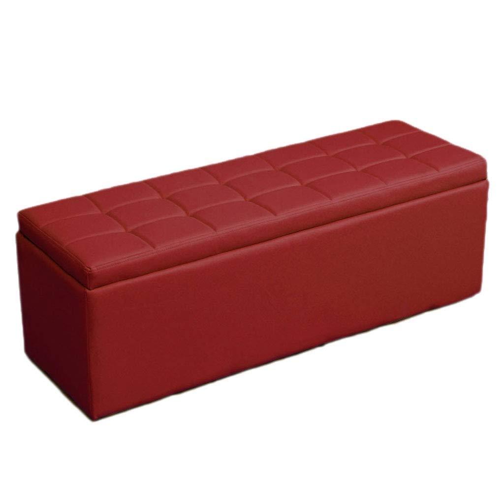 Footstoolsオスマン収納チェストファッションパフソファベンチシートスペース節約最大負荷300キログラムスツール、複数サイズ ワインレッド/カラーオプション (色 (色 : 白, サイズ さいず : 80*40*40cm 90*30*35cm) B07QFWX841 ワインレッド 80*40*40cm 80*40*40cm|ワインレッド, タトミチョウ:2423b890 --- ijpba.info