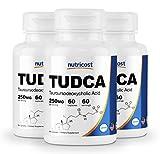 Nutricost Tudca 250mg, 60 Capsules (3 Bottles)