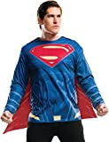 Rubie's Adult Mens Justice League Superman Costume Shirt