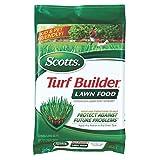 Scotts Turf Builder Lawn Food, 5,000-sq ft (Lawn Fertilizer)