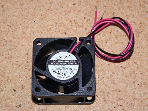 12v fan with thermostat - 9