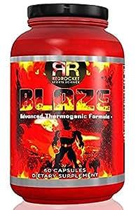 Amazon Com Blaze Fat Burner Pills Increase Metabolism