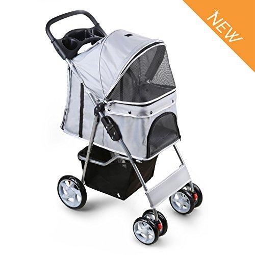 All Terrain Stroller For Dogs - 9