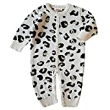 Product review for ZOEREA Baby Knitted Sweater Dot Pattern Button Closure 0-22 Months