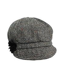 b13c6dba6cc Women s Newsboy Cap 100% Wool Irish Made