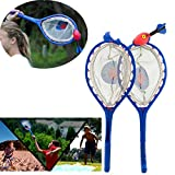 Vovomay Outdoor Sports Tennis Catching Ball of Throw and Catch Reaction Training, Reactive Training Exercises