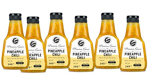 GOT7 Nutrition – Premium Saucen 6er Box Pineapple Chili