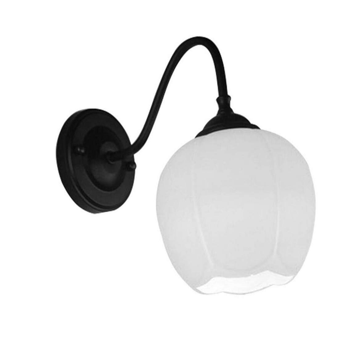Led -leuchten Edison Lichter Weiß Glasabdeckung Energiesparende Einfache Moderne Led-lampe 110 V-240 V Wandleuchte Moderne Wandleuchte Le