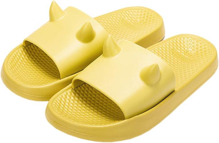 Little Kid//Big Kid Boys Girls Non-Slip Pool Shower Bath Comfort House Slide Slippers Sandals