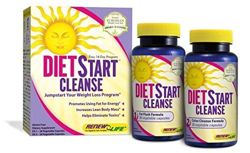 Renew Life Diet Start Cleanse
