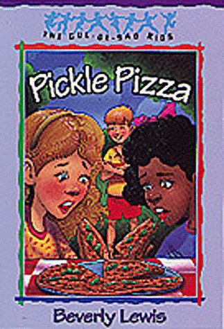 - Pickle Pizza (The Cul-de-Sac Kids #8) (Book 8)
