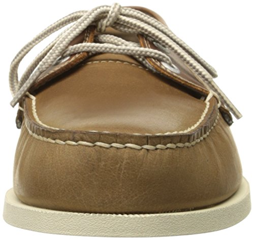Dockers Men's Vargas Leather Handsewn Boat Shoe