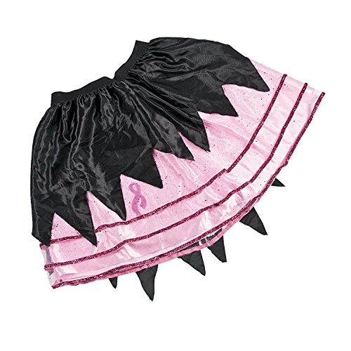 Fun Express - Pink Pirate Skirt - Apparel Accessories - Costume Accessories - Bulk Accessories - 1 -