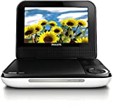 Philips PD700/37 7-Inch LCD Portable DVD Player, White (Discontinued by Manufacturer) (Certified Refurbished)