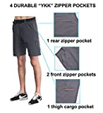 MIERSPORTS Lightweight Men's Cargo Shorts Water