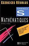 Exercices résolus : Mathématiques terminale S, analyse
