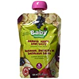 Baby Gourmet Banana Apple Beet Berry, 12-Pack