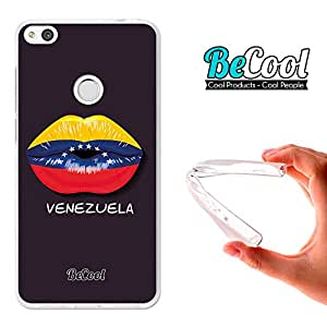 Becool® Premium - Funda Gel Flexible para Huawei P8 Lite ...