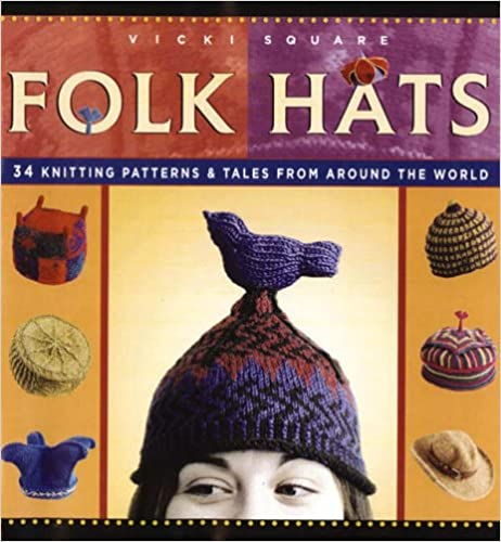 Folk Hats (Folk Knitting Series)