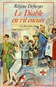 """Afficher """"La Bicyclette bleue n° 3 Le Diable en rit encore"""""""