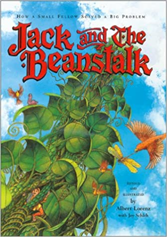 the latest 489a9 49c9f Amazon.com: Jack and the Beanstalk: How a Small Fellow ...
