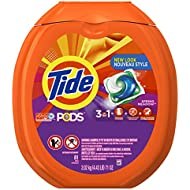 Tide PODS Spring Meadow HE Turbo Laundry Detergent Pacs...