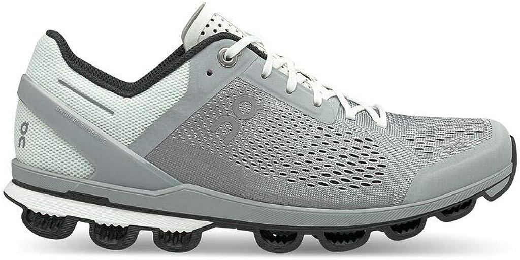 ON Cloudsurfer Glacier - Zapatillas de deporte, color negro, Hombre, 99769 Glacier Black, 9: Amazon.es: Zapatos y complementos