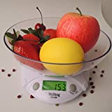 7000g x 1g Lcd Cooking Tools Weight Scales for Food Die Postal Balance of H ....