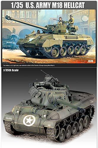 - Academy M-18 Hellcat U.S Army
