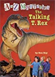 The Talking T. Rex, Ron Roy, 0375913696