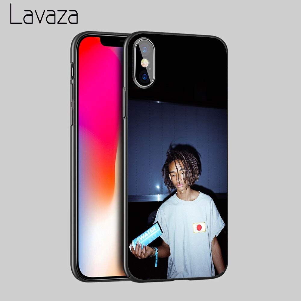 Jaden Smith Jaden Smith Inspired by jaden smith Phone Case Compatible With Iphone 7 XR 6s Plus 6 X 8 9 Cases XS Max Clear Iphones Cases High Quality TPU E Ghost Goku Soft Rubber 32982550215