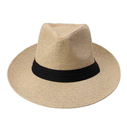 8a7b3ce311e Best Value · ELENKER Unisex Fedora Panama Summer product image