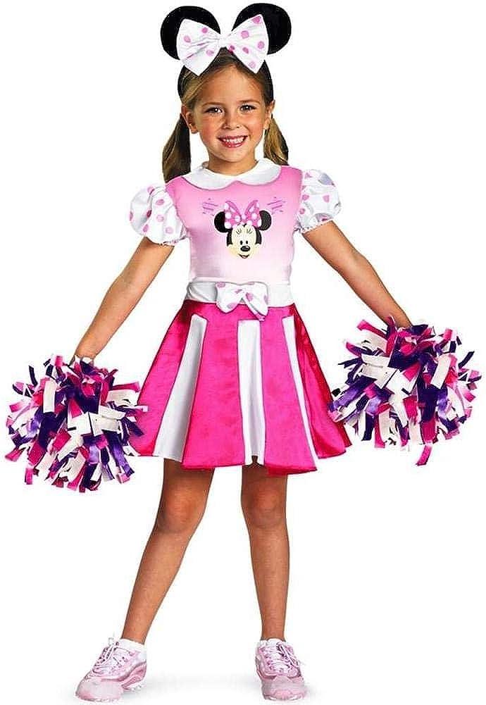 Child Costume Cheerleader
