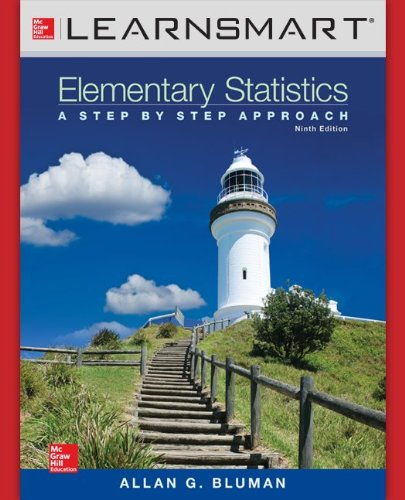 Pre Algebra Step (LearnSmart Standalone Access Card for Elementary Statistics: A Step By Step Approach)