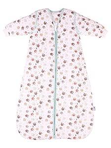 Saco de dormir para bebé Slumbersac con Mangas Largas REMOVIBLES ...