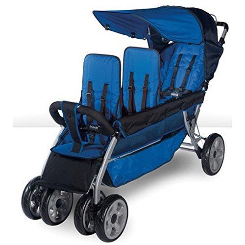 3 Passenger Stroller - 8